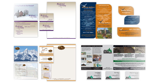 Gliffen Designs: Graphic Design Services